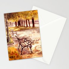 Ringstrasse in Vienna Stationery Cards