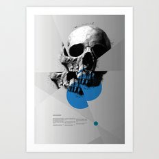 What is Death? 8 Art Print