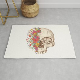 Beauty in Death Rug