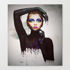 The Girl 3 Canvas Print