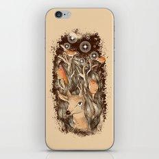 Tears of the Keeper iPhone & iPod Skin