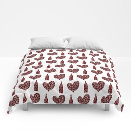 Wine Lover Pattern Comforters