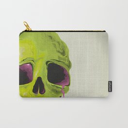 Liquid Skull Carry-All Pouch