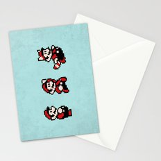 Super Mario Bros 3 Stationery Cards