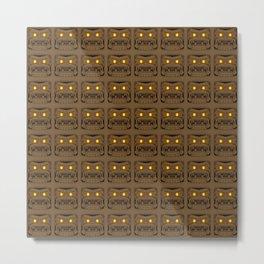 Maya pattern 4 Metal Print