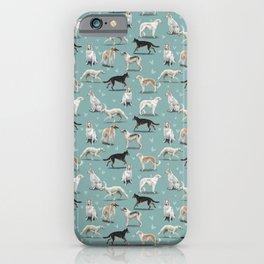 The Borzoi iPhone Case