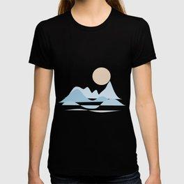 NORTHERN SEA #society6 #buyart #decor T-shirt