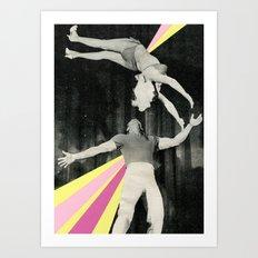 Dynamos Art Print