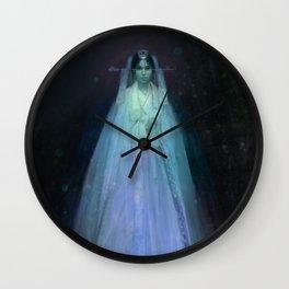 Habuki Ghost Bride Wall Clock