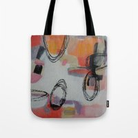 macaroons Tote Bags featuring Macaroons by Patricia Schwimmer