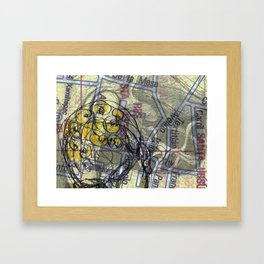 Res Ursula I Framed Art Print