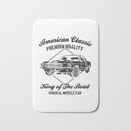 american clasic Bath Mat