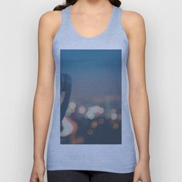 being a tourist in LA ... Unisex Tank Top