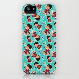 pattern jaxes iPhone Case