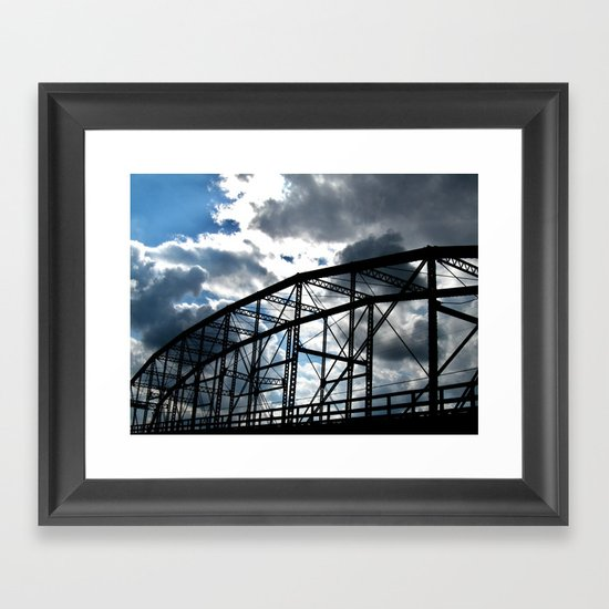 Just another Day Framed Art Print