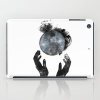howl iPad Cases featuring Howl by M. Vander
