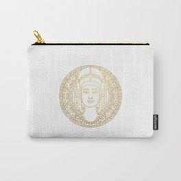 Nefertiti Mandala – Egypt Carry-All Pouch