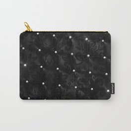 Damask Diamonds Carry-All Pouch