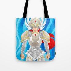 Leora of Valor Tote Bag