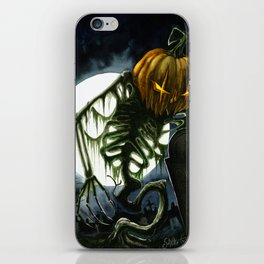 Jack the Reaper iPhone Skin