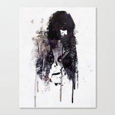 Alice Cooper Canvas Print