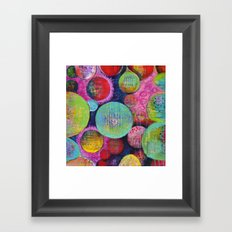 Other Worlds Framed Art Print