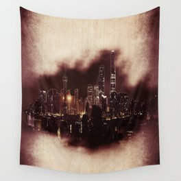 Town Wall Tapestry
