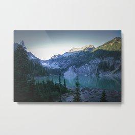 Blanca Lake Metal Print