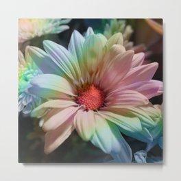 Rainbow Bouquet Metal Print