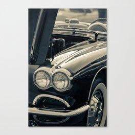 Classic Vette Canvas Print