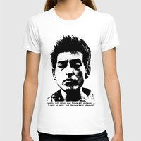 woodstock T-shirts featuring Bob Dylan Things Have Changed by Fligo