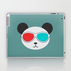 Panda 3D Laptop & iPad Skin