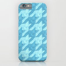 squid houndstooth Slim Case iPhone 6s