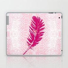 dancing feather Laptop & iPad Skin