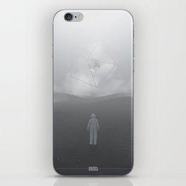 Lost Astronaut Series #04 - Icosa/Bucky iPhone Skin