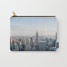 Towers | Urban Landscape Photography of New York City Skyline Buildings Carry-All Pouch