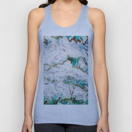 textured wall for background and texture Unisex Tank Top