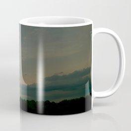 Aqua Blu Dusk Coffee Mug