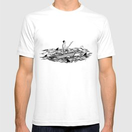 Troubled Waters T-shirt