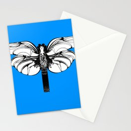 "Koloman (Kolo) Moser ""Butterfly design"" (2) Stationery Cards"