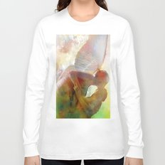 The kiss of the angel Long Sleeve T-shirt