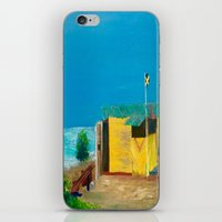 jamaica iPhone & iPod Skins featuring Jamaica. Jamaican Blues by ANoelleJay