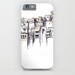 Naxos Houses iPhone Case