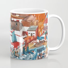 Sevilla buildings extended view Coffee Mug