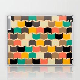 Retro abstract pattern Laptop & iPad Skin