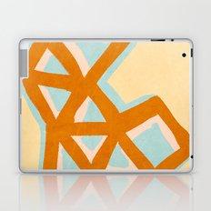 Vintage triangles Laptop & iPad Skin