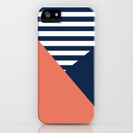 Three colors iPhone Case