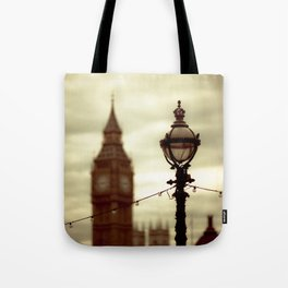 Stands the clock Tote Bag