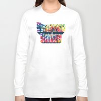 tie dye Long Sleeve T-shirts featuring TIE DYE by Tainted Youth Co