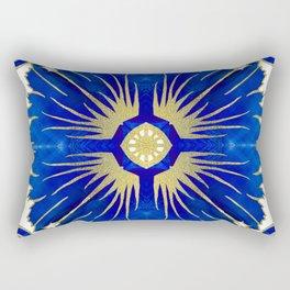 Azulejos - Portuguese Tiles Rectangular Pillow